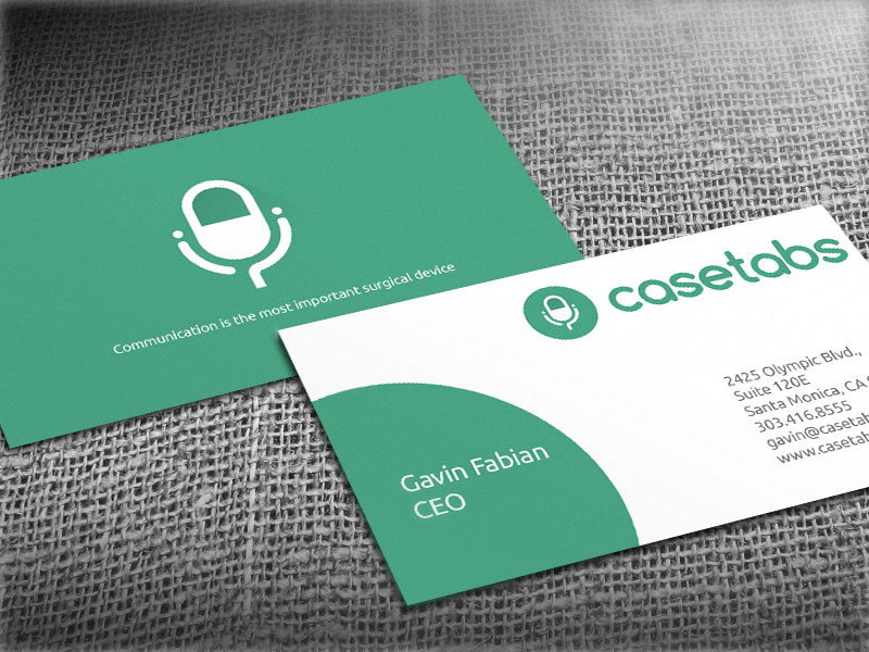 casetabs business card
