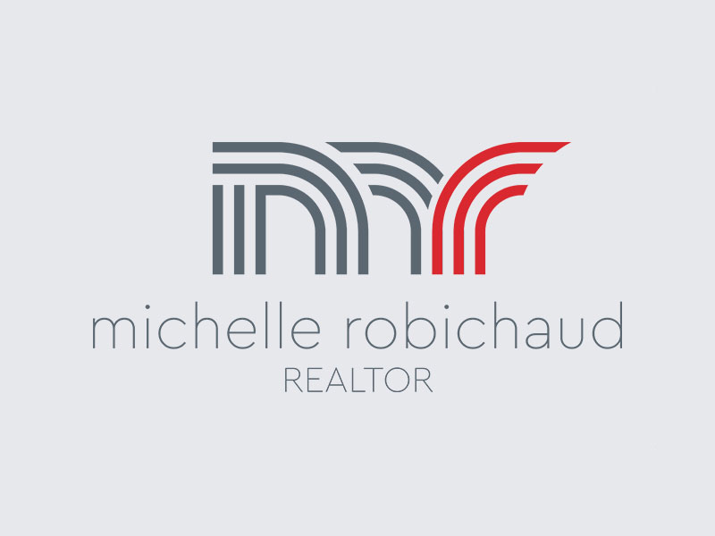 Logo Concepts For Michelle Robichaud